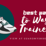 How to Wash Shoes in a Washing Machine? - 3 Ways to Wash Trainers