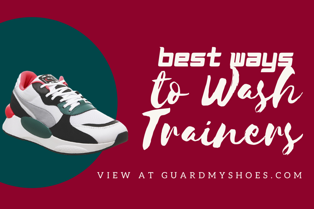 How to Wash Shoes in a Washing Machine? – 3 Ways to Wash Trainers