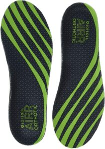 Sof Sole Men's Airr Orthotic Support Full-Length Insole - Insoles For Low Arches