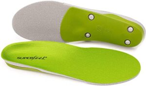 Superfeet GREEN Insoles - Most Cushioned Insoles